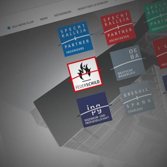 bauwerkplan website