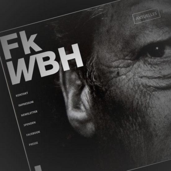 Freundeskreis Willy-Brandt-Haus Website