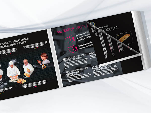 Délifrance Katalog online zum Blättern