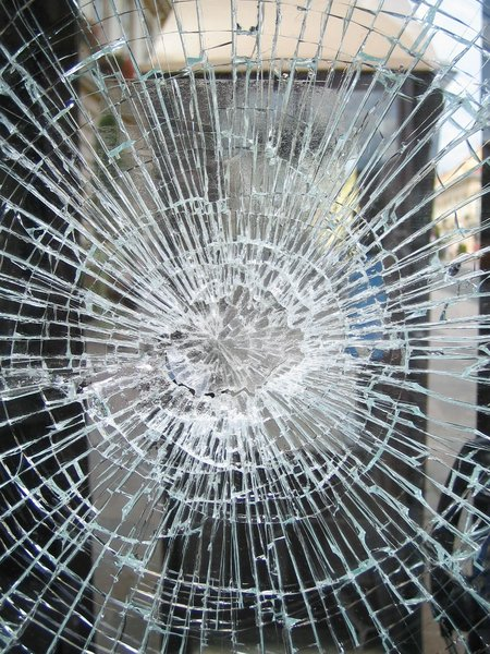 """Broken Glass"" © Brano Hudak / www.sxc.hu"